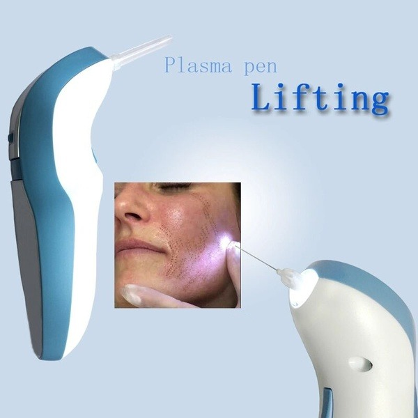 plasma pen fibroblasting treatment